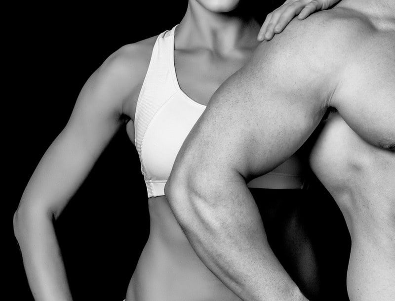 Muskelaufbau mit EMSCULPT